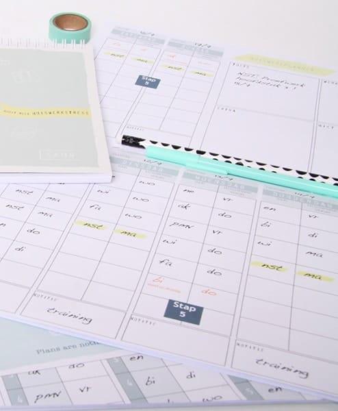 Huiswerkplanner5